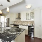Choosing kitchen countertops from Sutcliffe Kitchens in Guelph