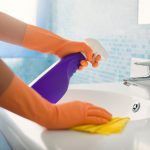 Tips to keep your bathroom sparkling from Sutcliffe Kitchens in Guelph